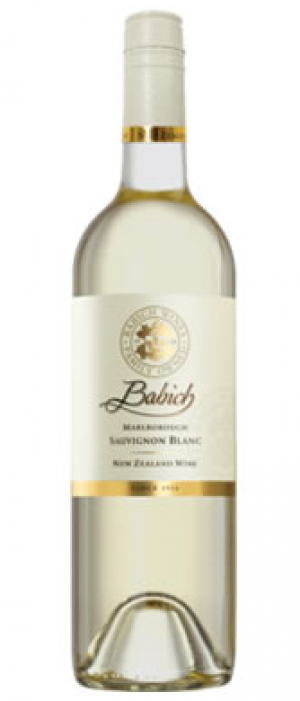 Babich Wines 2016 Sauvignon Blanc Bottle