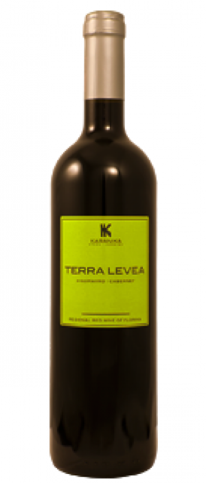 Terra Levea Red Bottle