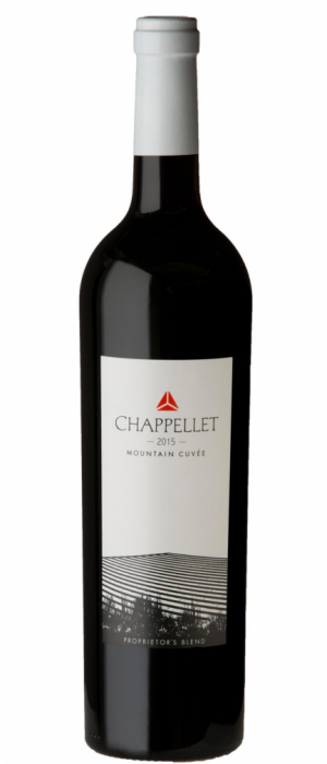 Chappellet Mountain Cuvée 2015 | Red Wine