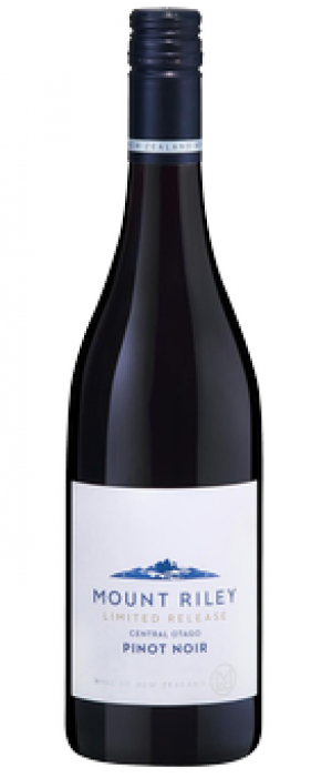 Mount Riley Wines 2015 Limited Release Pinot Noir | Red Wine