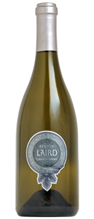 Laird Family Estate 2013 Chardonnay Bottle