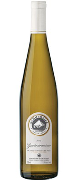 Organic Gewurztraminer Bottle