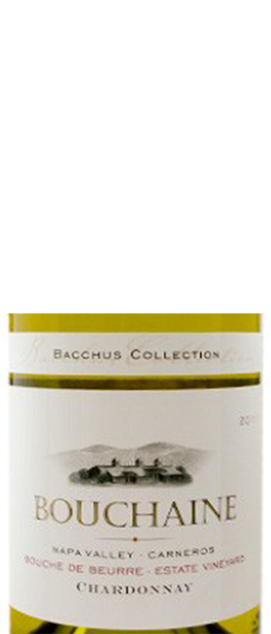 Bouchaine Estate Chardonnay Bouche de Beurre Bottle