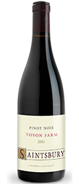 Toyon Farm Pinot Noir Bottle