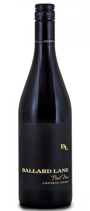 Ballard Lane 2013 Pinot Noir Bottle