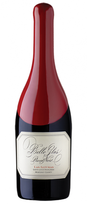Belle Glos 2016 Las Alturas Pinot Noir Bottle