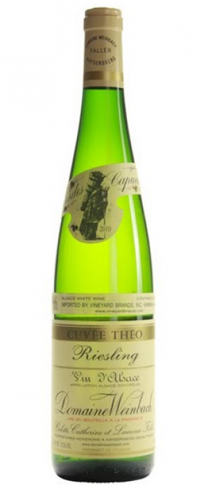 Domaine Weinbach Cuvée Théo 2016 Riesling Bottle