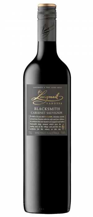 Blacksmith Cabernet Sauvignon Bottle