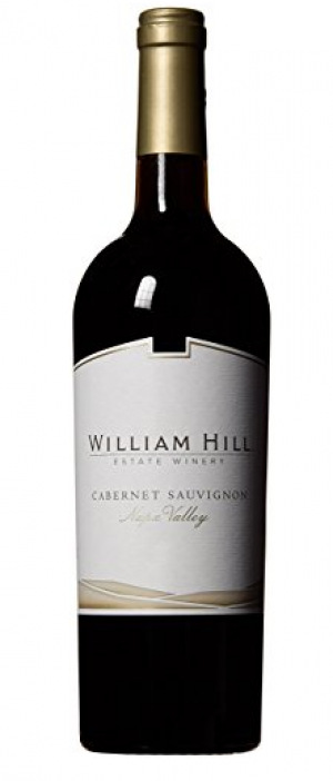 William Hill Estate Winery 2013 Cabernet Sauvignon Bottle