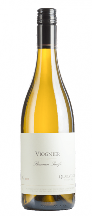 Quails' Gate Winery 2016 Viognier Bottle