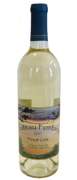 Chateau Fontaine Pinot Gris (Grigio) | White Wine