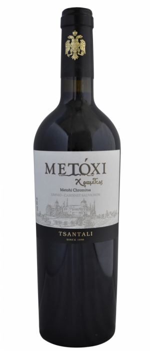 Tsantali Metoxi Chromitsa Bottle