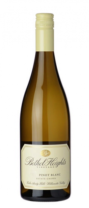 Pinot Blanc Estate Grown Bottle