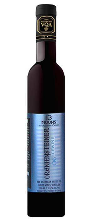 13 Moons  Oraniensteiner Icewine Bottle