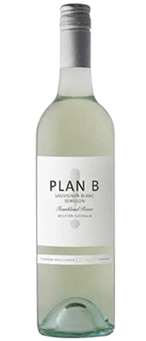 Plan B! Wines 2012 Sauvignon Blanc blend Bottle
