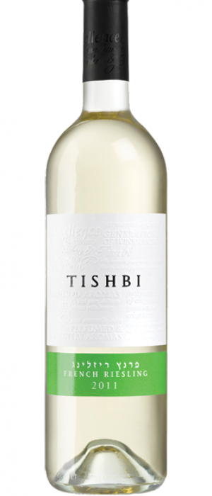 Tishbi French Riesling Bottle