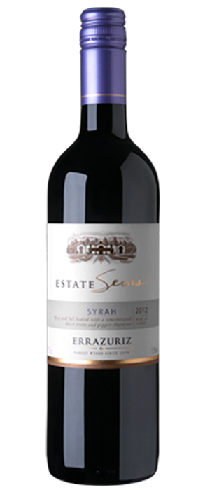 Syrah Estate Bottle