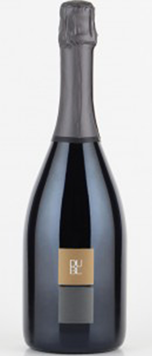 Dubl 2012 Sparkling Wine Bottle