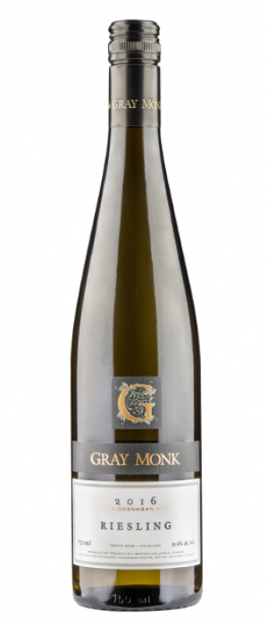 Gray Monk Estate Winery 2016 Riesling | White Wine