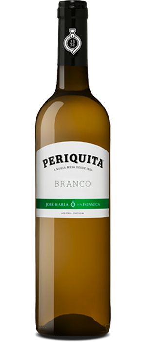 Periquita White Bottle