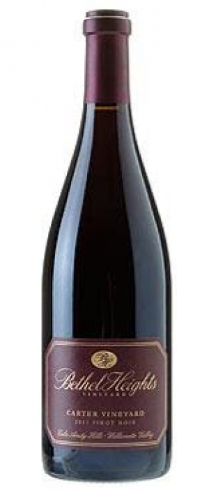 Pinot Noir Carter Vineyard Bottle
