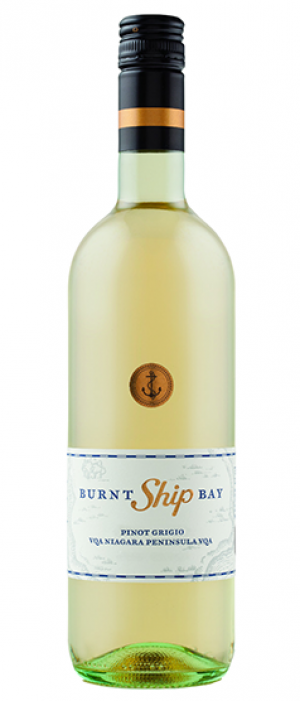 Burnt Ship Bay Estate Winery 2013 Pinot Gris (Grigio) | White Wine