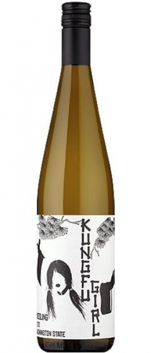 Charles Smith Kung Fu Girl Riesling 2015 Bottle