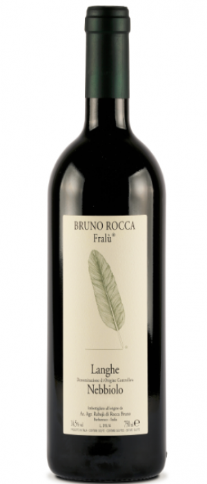 Bruno Rocca Fralù 2013 Langhe Nebbiolo d.o.c. | Red Wine
