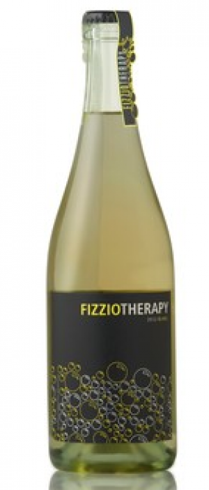 Therapy Vineyards 2016 Fizzio Therapy Blanc Bottle