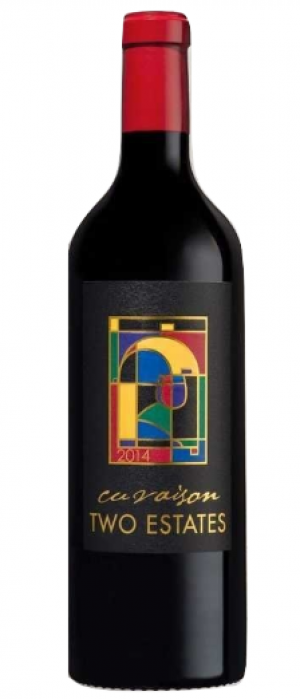 Cuvaison 2014 Red Wine, Two Estates Bottle