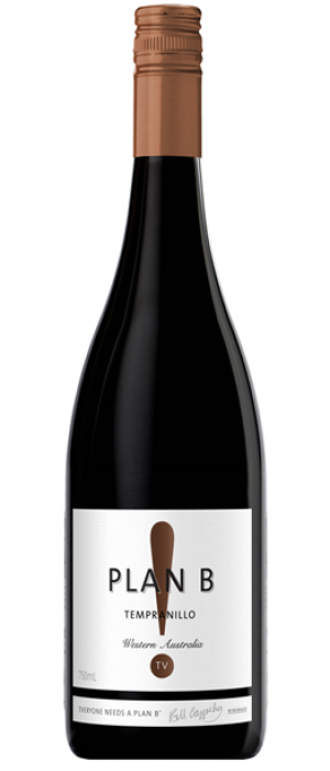 Plan B! Wines 2013 Tempranillo Bottle