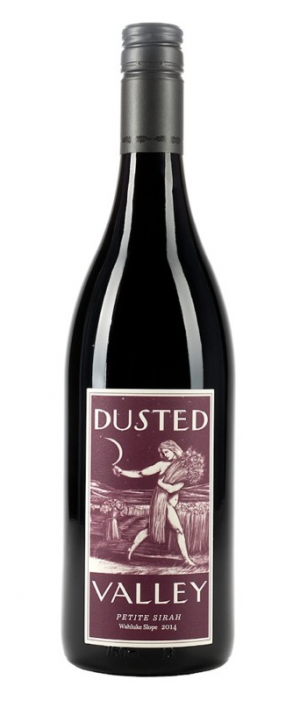 Dusted Valley 2014 Petite Sirah blend | Red Wine