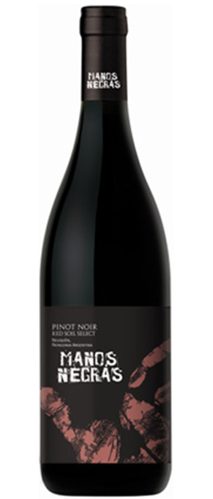 Manos Negras 2010 Red Soil Select Bottle
