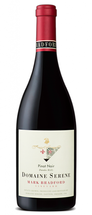 Mark Bradford Vineyard Pinot Noir Bottle