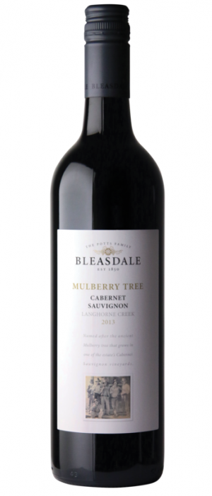 Bleasdale Mulberry Tree 2013 Cabernet Sauvignon Bottle