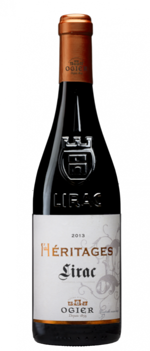 Ogier 2013 Hèritages Lirac | Red Wine