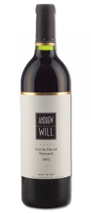 Andrew Will Ciel Du Cheval 2013 Bottle