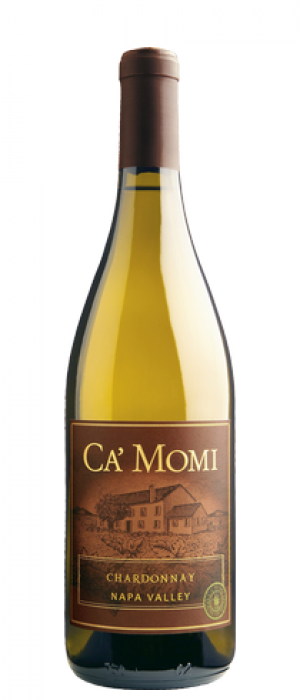 Ca' Momi 2013 Chardonnay Bottle