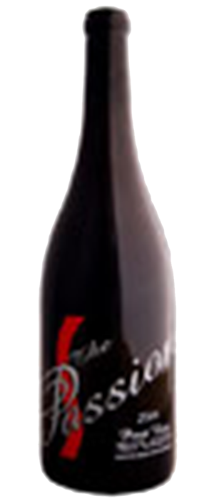 Silver Sage Winery The Passion 2013 Pinot Noir Bottle