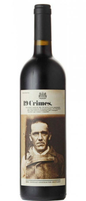 19 Crimes Shiraz Grenache Mataro | Red Wine