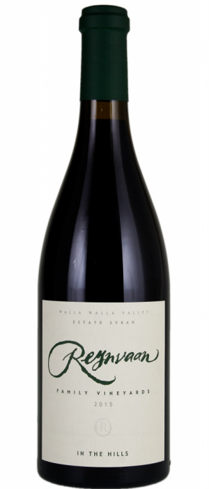 Reynvaan Family Vineyards In the Hills 2015 Syrah | Red Wine