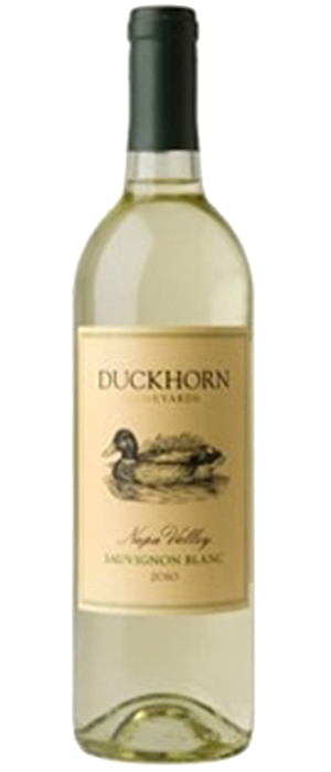 Duckhorn Vineyards 2010 Sauvignon Blanc Bottle