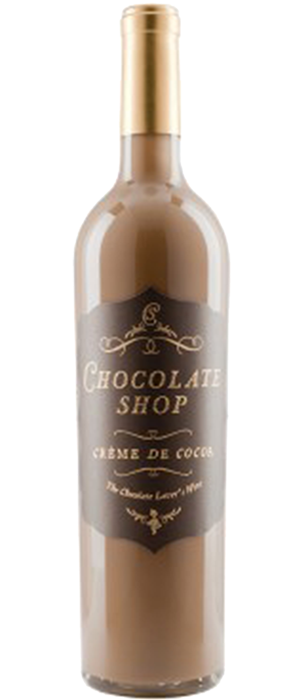 Creme de Cocoa Bottle