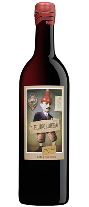 Plungerhead Lodi Bottle