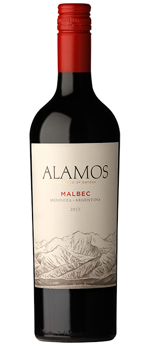 Alamos Malbec Bottle