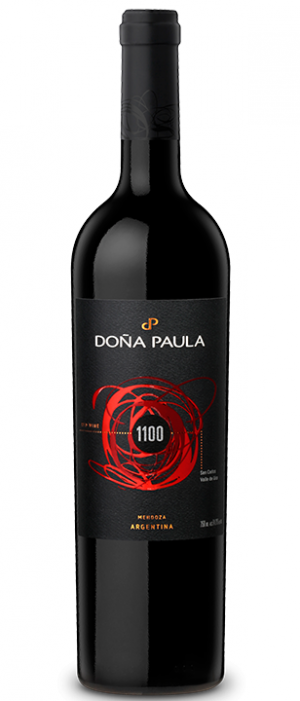 Doña Paula 1100 Red Blend Bottle