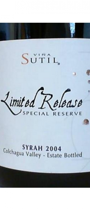 Limited Release Special Reserve | Red Wine