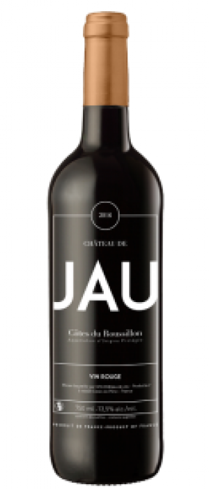JAU 2016 Côtes du Roussillon Rouge | Red Wine