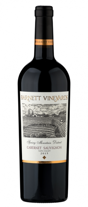 Barnett Vineyards 2015 Cabernet Sauvignon | Red Wine
