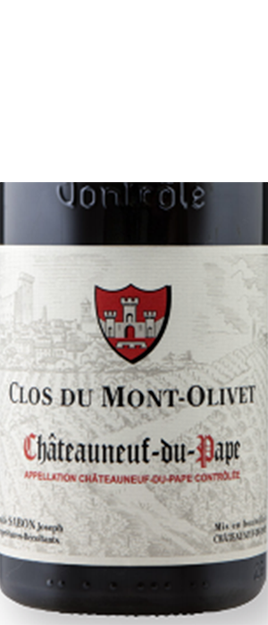 Clos du Mont-Olivet 2012 Grenache blend | Red Wine